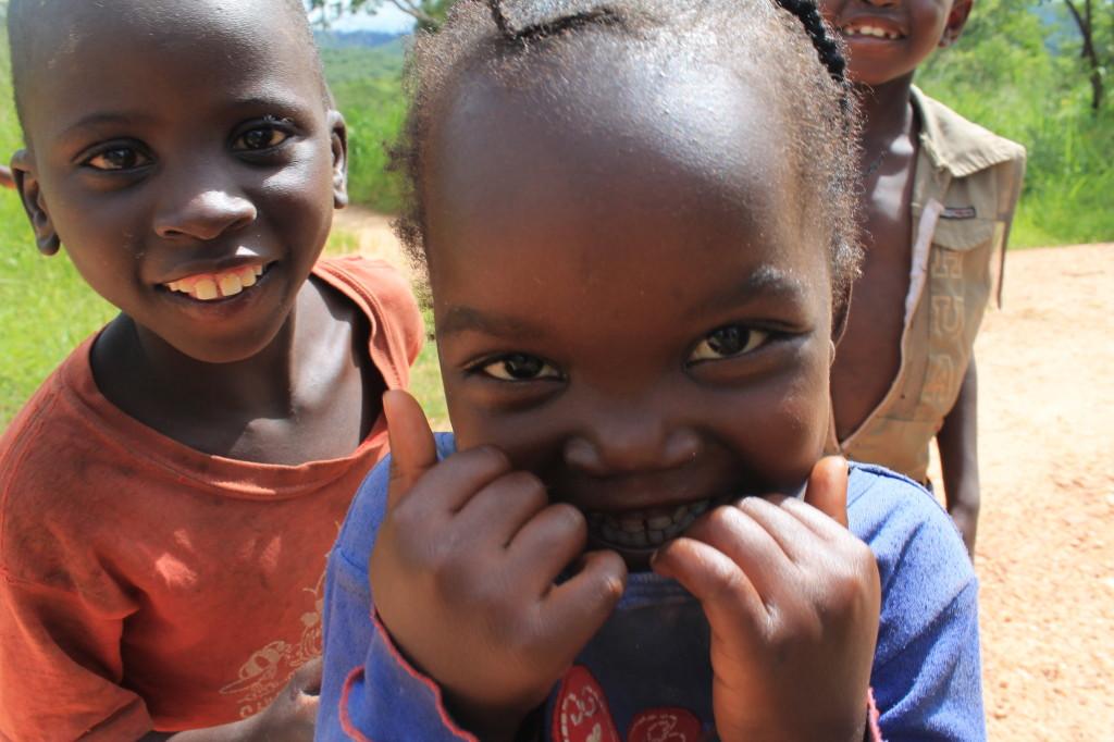 Beautiful Children of Zambia