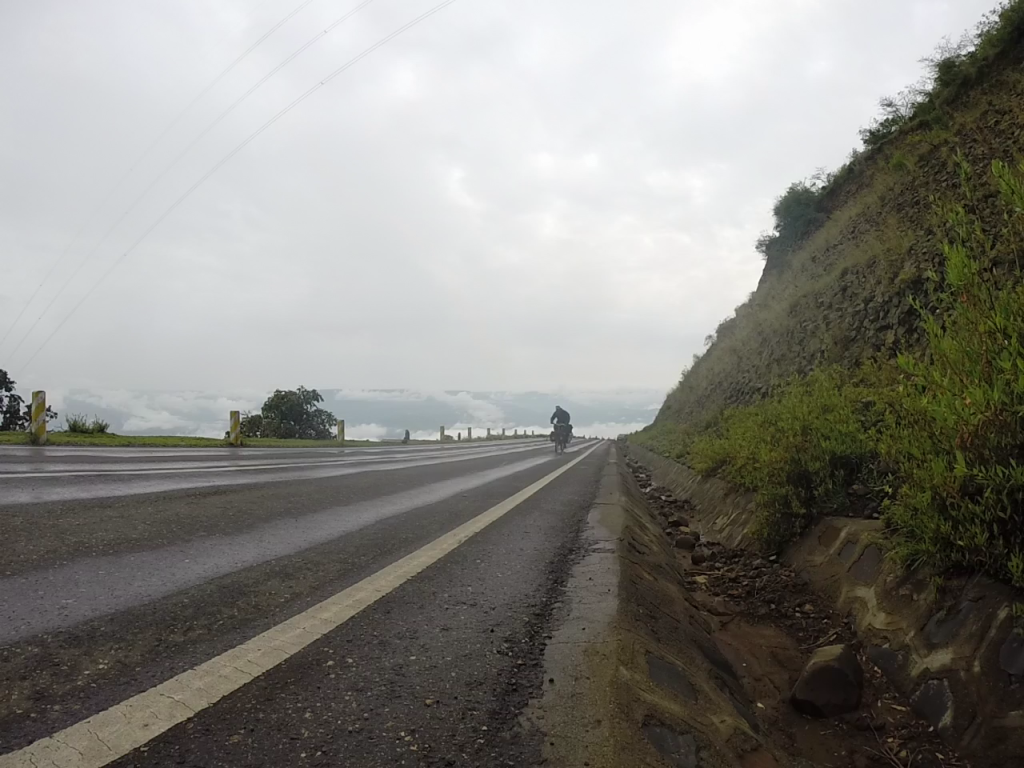 Blue Nile Gorge Cycling