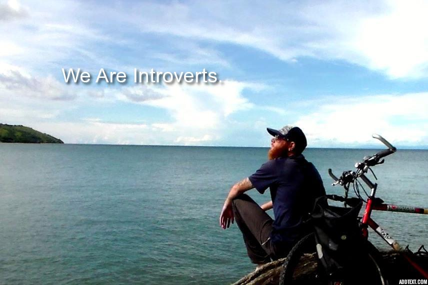 We Are Introverts