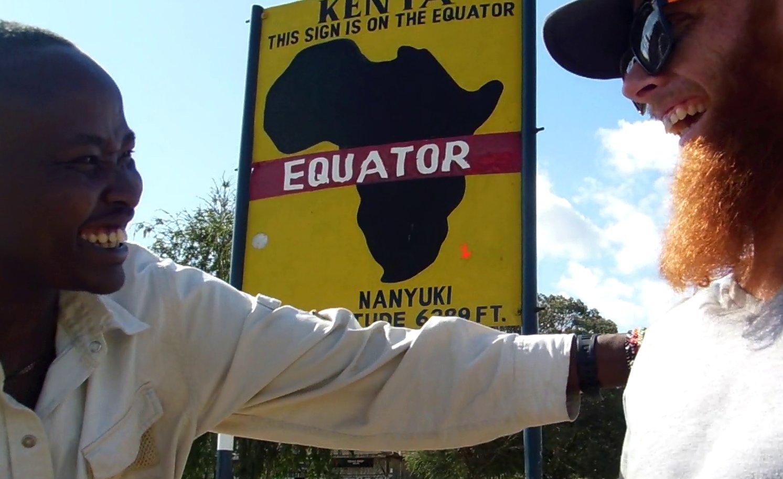18. Equator