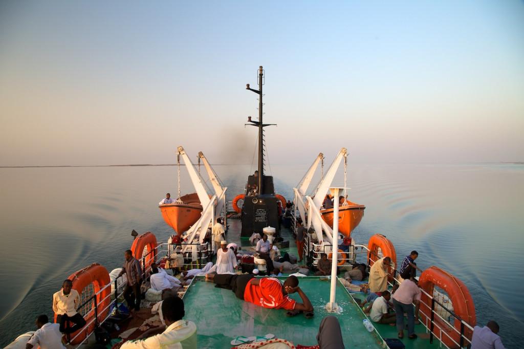 Egypt Bound: Lake Nasser