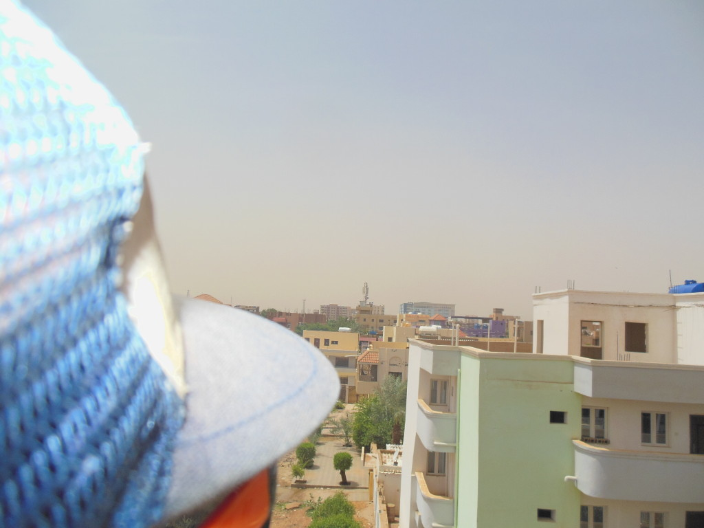 Like Nairobi and Addis, Khartoum was a step closer to the civilisation I had spent almost a year away from