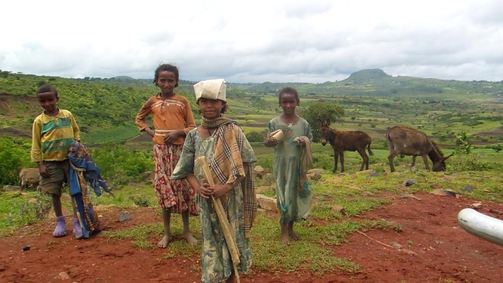 children ethiopia